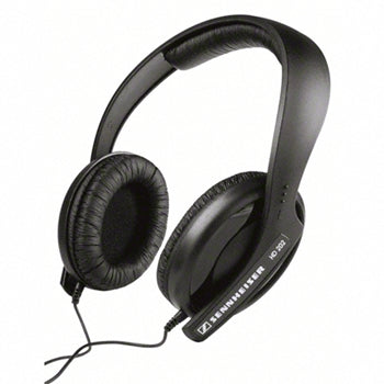 Sennheiser HD202II Closed Back Stereo Headpones