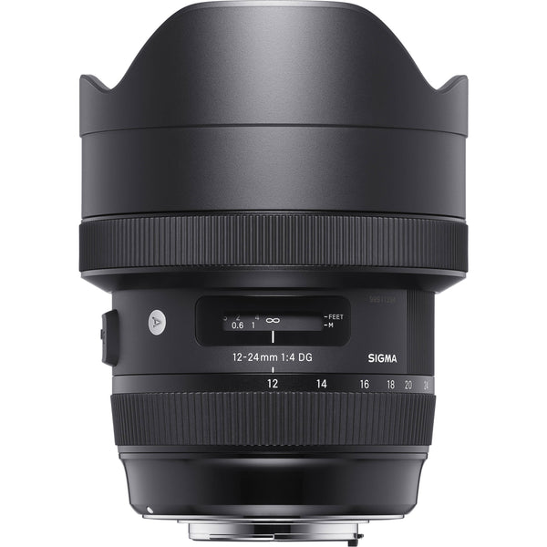 Sigma 12-24mm F4.0 Art DG HSM for Canon Mount