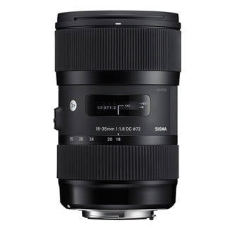 Sigma 18-35mm f-1.8 DC HSM Zoom Lensfor Sony