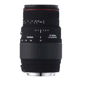 Sigma 70-300mm f-4-5.6 APO DG Macro Zoom Lens for Sony