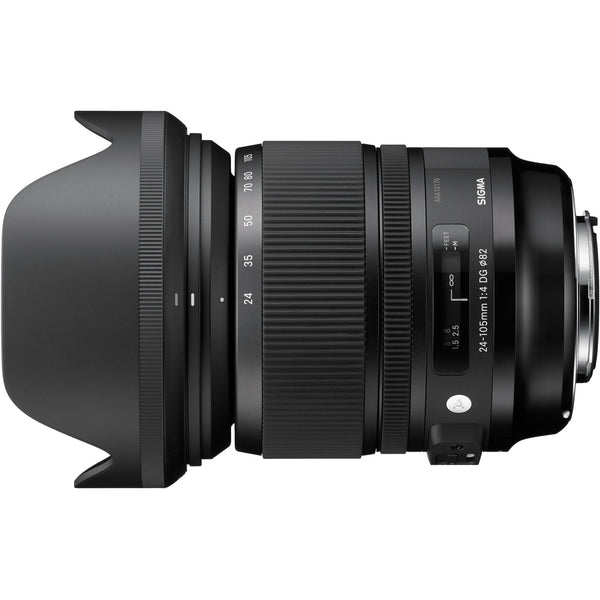 Sigma 24-105mm F4.0 Art DG OS HSM for Canon Mount