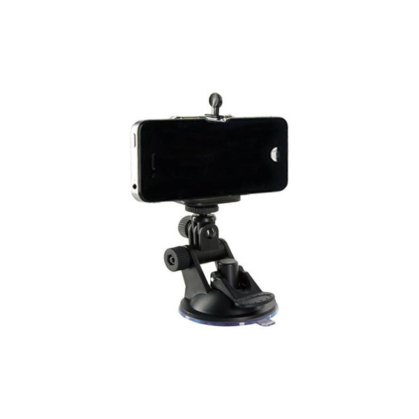 SHILL Gopro Simple Suction Cup with Tripod Adapter