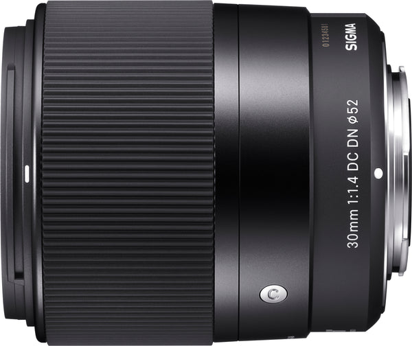 Sigma 30mm F1.4 DC DN for Sony E