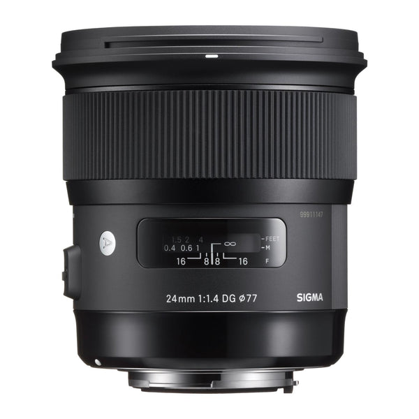 Sigma 24mm F1.4 Art DG HSM for Nikon Mount