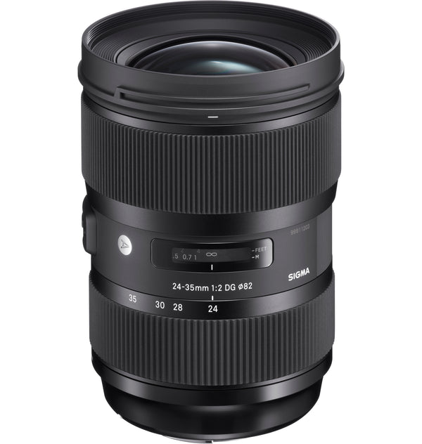 Sigma 24-35mm f-2 DG HSM Art lens for Nikon F