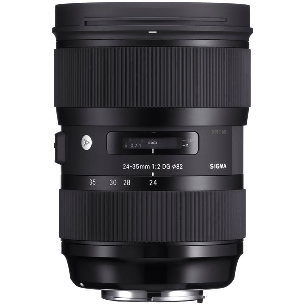 Sigma 24-35mm f-2 DG HSM Art Lens for Sigma SA