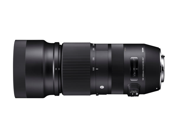 Sigma 100-400mm f-5-6.3 DG OS HSM Contemporary for Nikon