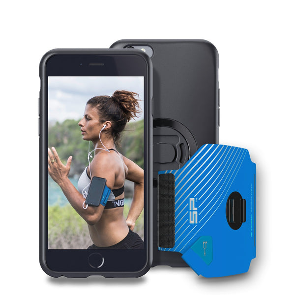 SP Gadgets Case and Running Kit for iPhone 6-6S