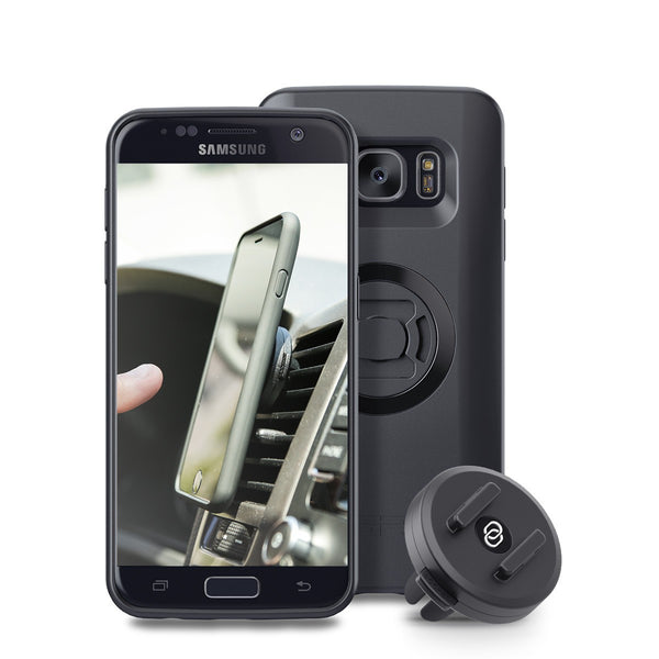 SP Gadgets Case and Car mount for Galaxy S7