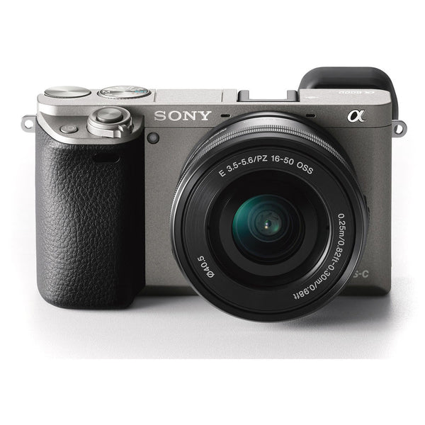 Sony Alpha a6000 Mirrorless Digital Camera with 16-50mm Lens -Graphite