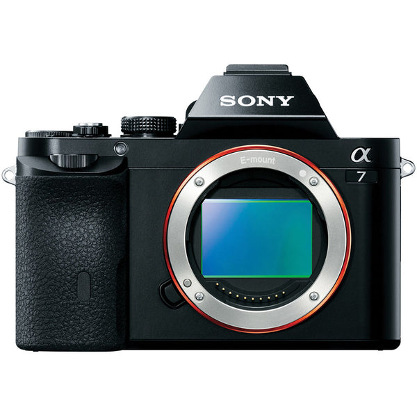 Sony Alpha a7 Mirrorless Digital Camera with FE 28-70mm OSS Lens