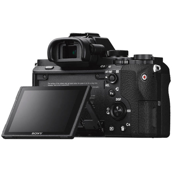 Sony Alpha a7 II Mirrorless Camera with FE 28-70mm OSS Lens (Black)