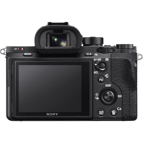 Sony Alpha a7R II Mirrorless Digital Camera (Black)