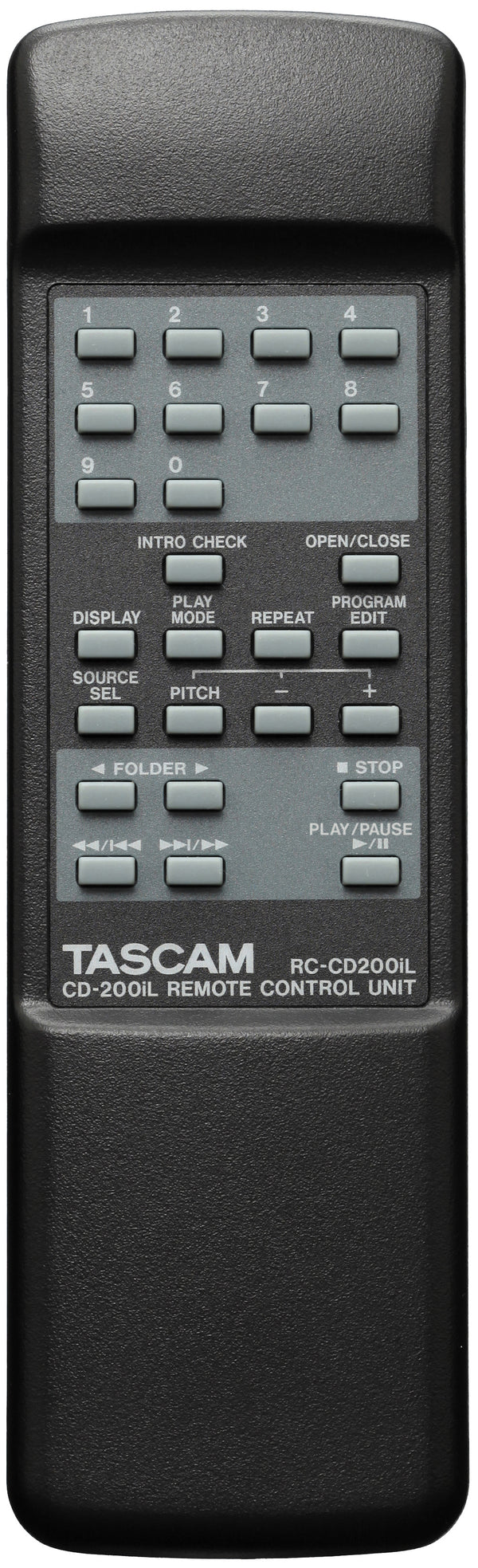 Tascam CD-200IL Professional Single CD Player with iPod Dock