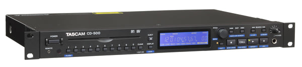 Tascam CD-500 CD Player