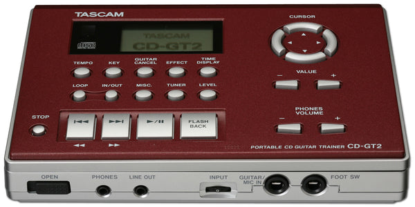 Tascam CD-GT2 CD Guitar Trainer