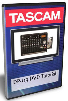 Tascam DVD Tutorial for DP-03