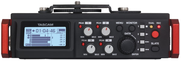 Tascam DR-701D 6 Track Audio Recorder for Video-Pro DSLR Professional