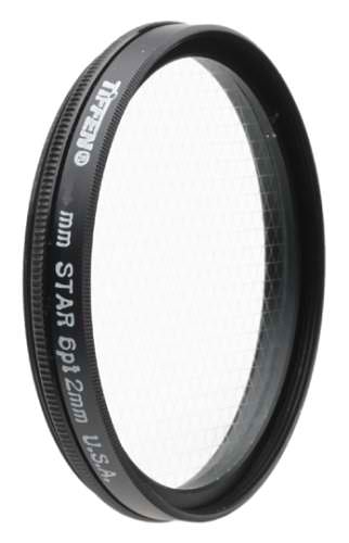 Tiffen 58mm 6 Point Star