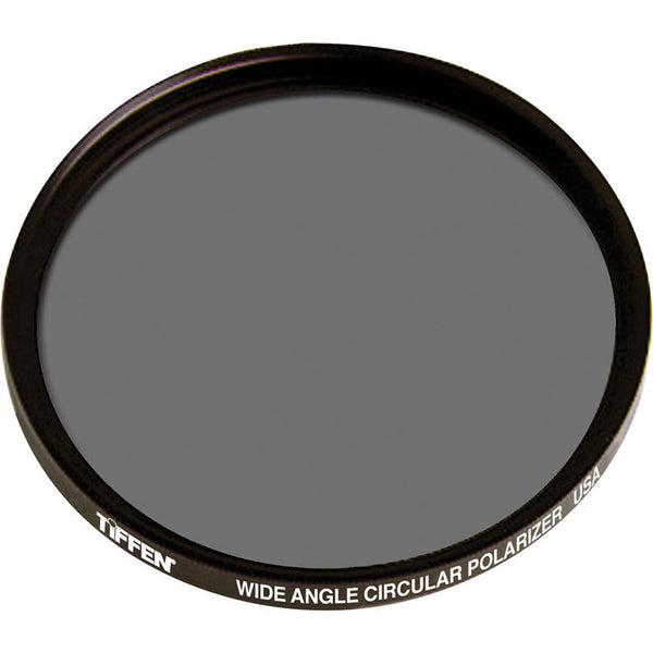 Tiffen 58mm Circular Polarizer Wide Angle Filter