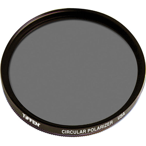 Tiffen 86mm Circular Polarizing Filter (Course Thread)