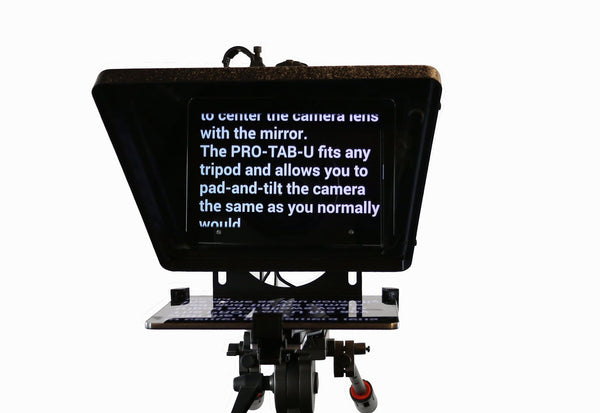 Telmax Teleprompters Pro Tab XLU Teleprompter for Android-iPad Tablets