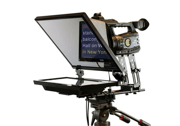 "Telmax Teleprompters Triton Series 15"" Teleprompter System"