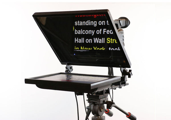 "Telmax Teleprompters Triton Series 17"" Teleprompter System"