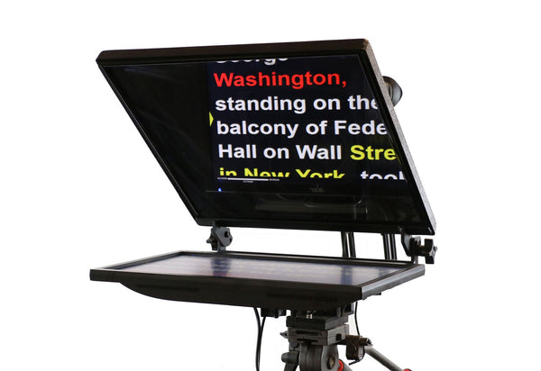 "Telmax Teleprompters Triton Series 19"" Teleprompter System"