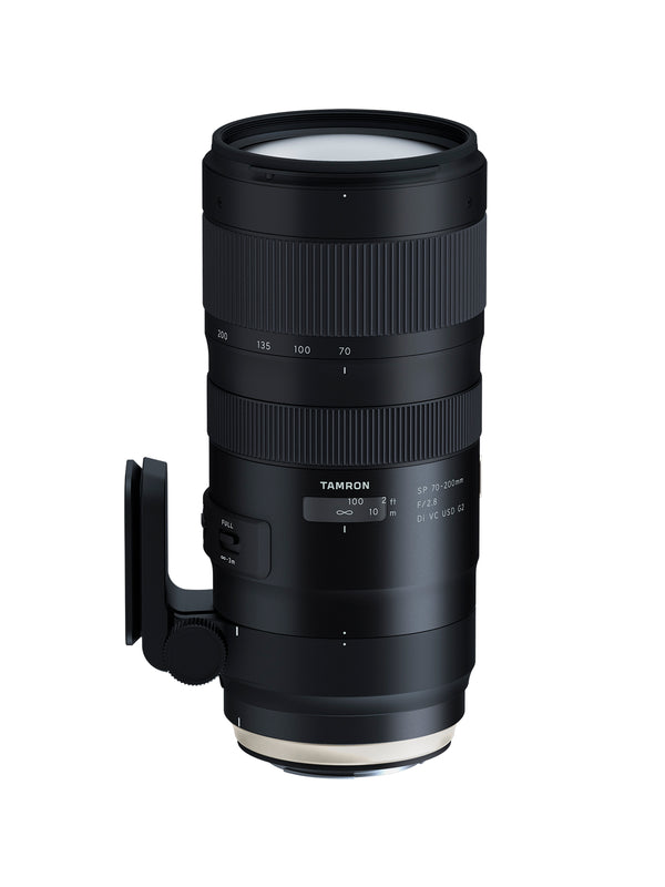 Tamron SP 70-200mm F-2.8 Di VC USD G2 (Canon Mount) with Accessories