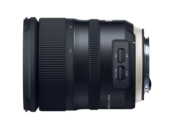 Tamron SP 24-70mm f-2.8 Di VC USD G2 for Canon Mount