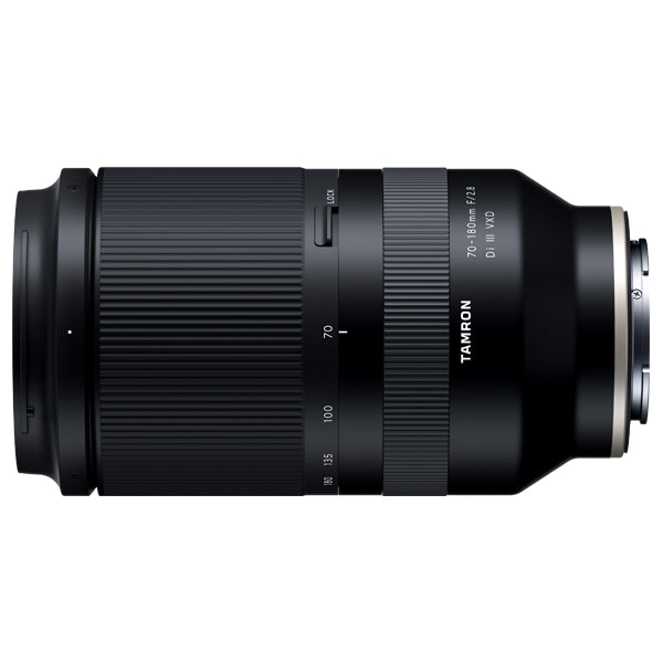 Tamron 70-180mm F-2.8 Di III VXD Lens for Sony Full-Frame Mirrorless