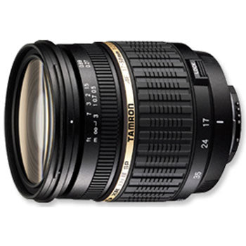Tamron SP 17-50mm F-2.8 Di II LD Aspherical (IF) with hood for Nikon