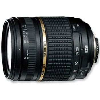 Tamron 28-300mm F-3.5-6.3 XR Di VC LD Aspherical (IF) Macro with hood for Nikon