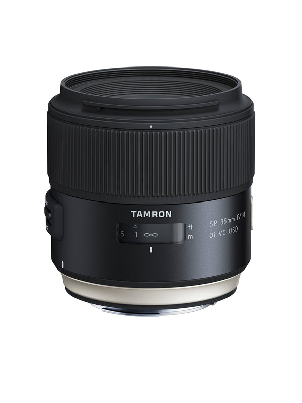 Tamron SP 35mm f-1.8 Di VC USD Lens for Canon