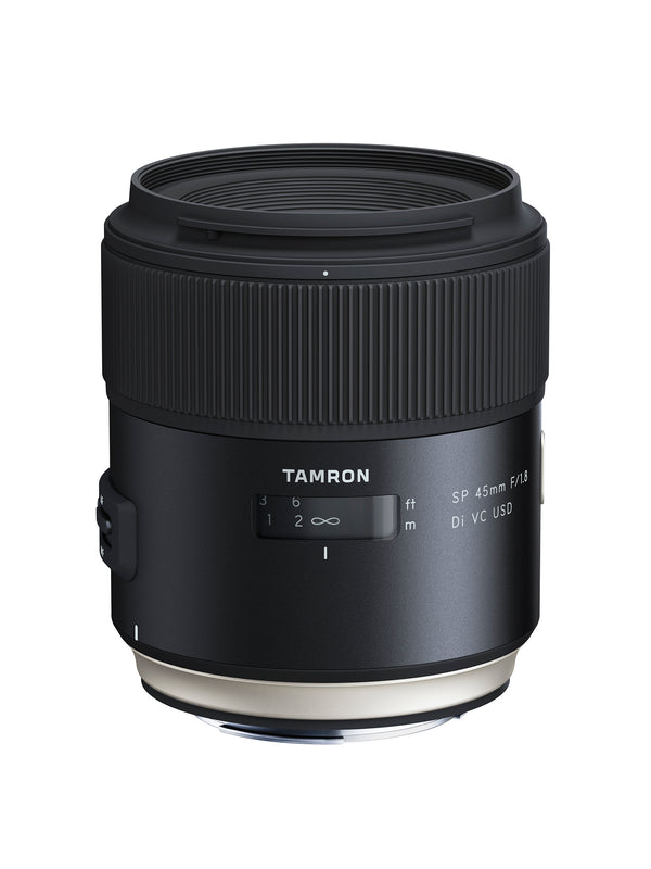 Tamron SP 45mm f-1.8 Di USD Lens for Sony