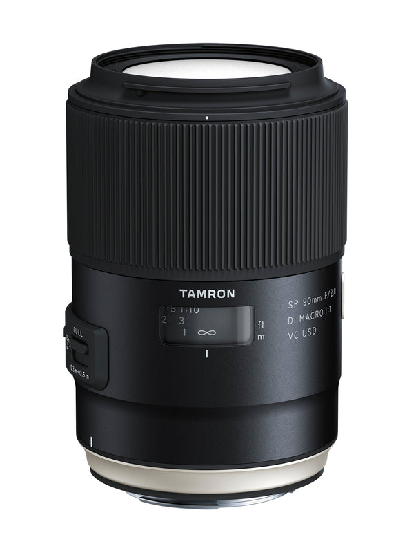 Tamron SP 90mm F-2.8 Di VC USD 1:1 Macro for Canon