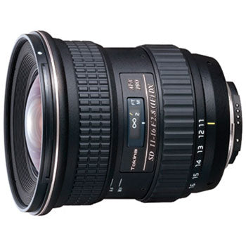 Tokina 11-16mm f-2.8 AT-X Pro DX AF AS SD IF FC Zoom Lens (Canon EFS-Mount)