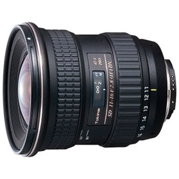 Tokina 11-16mm f-2.8 At-X Pro Dx Ii Af AS Sd IF Fc Lens (Canon Mount)