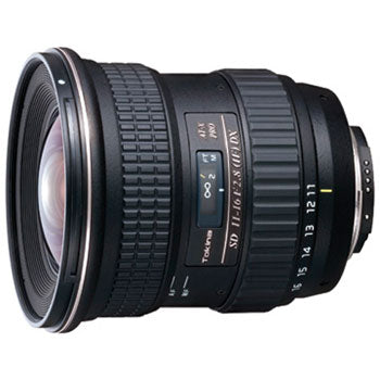 Tokina AT-X 116 PRO DX-II 11-16mm f-2.8 Lens for Nikon F