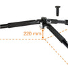 Vanguard Aluminum Tripod with PH-124V