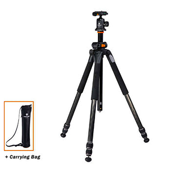 Vanguard Carbon Fiber Tripod with SBH-50