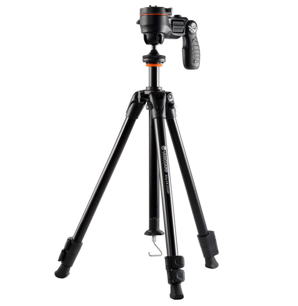 Vanguard Aluminum Tripod with GH-30