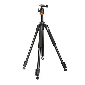 Vanguard Aluminum Tripod with     SBH-20