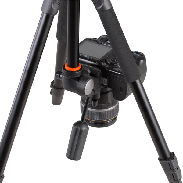 Vanguard Aluminum Tripod with PH-30