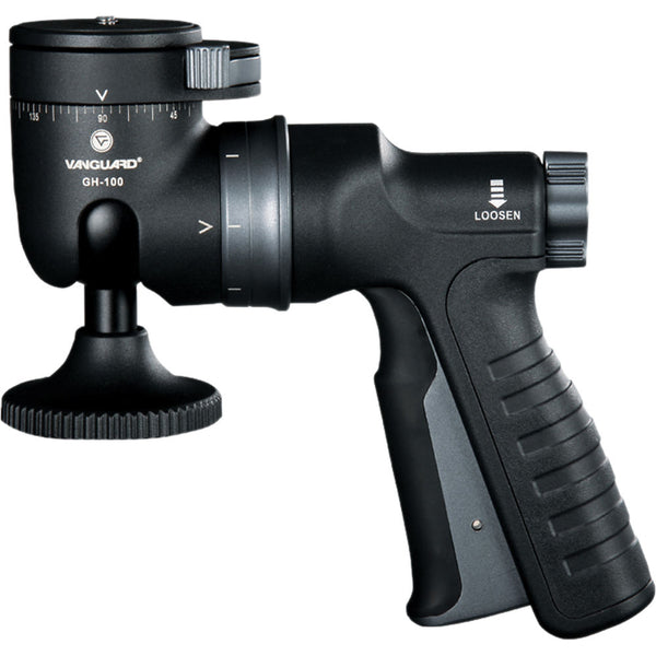 Vanguard GH-100 Magnesium Grip Ball Head
