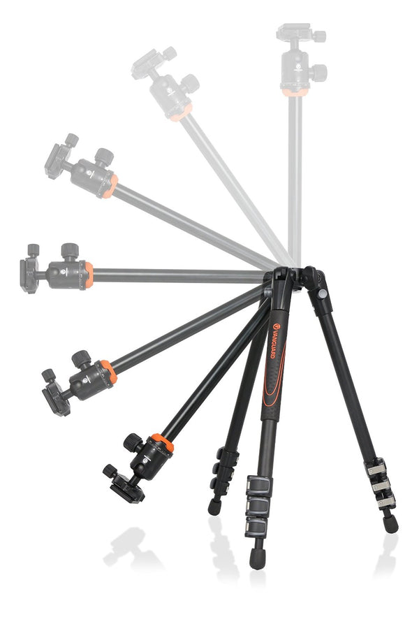 Vanguard VEO 204AB Aluminum Travel Tripod with Ball Head