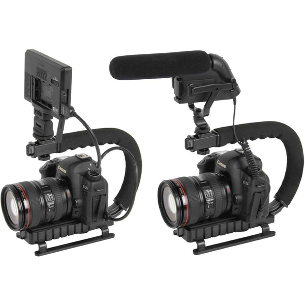 Vidpro Sure-GRIP Pro Camera Action Stabilizing Handle Mount