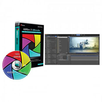 Westcott HitFilm 2 Ultimate Video Editing Software (Boxed)