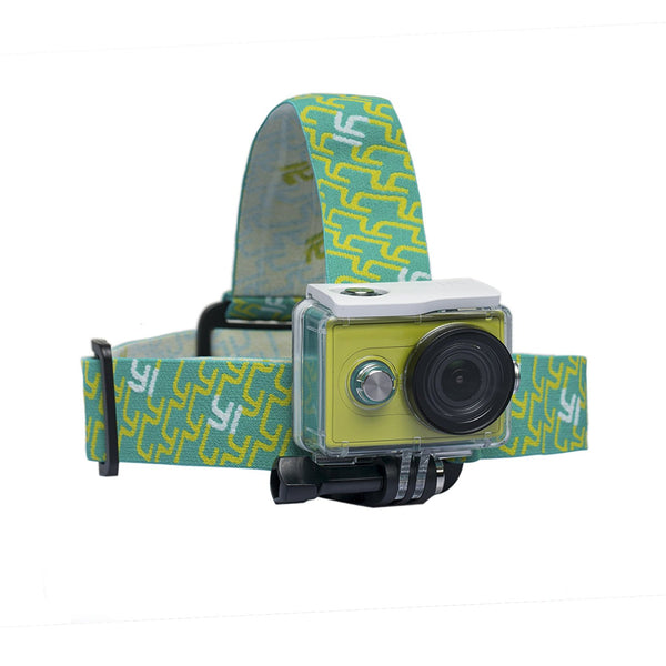 YI Action Camera Head Mount (Green)